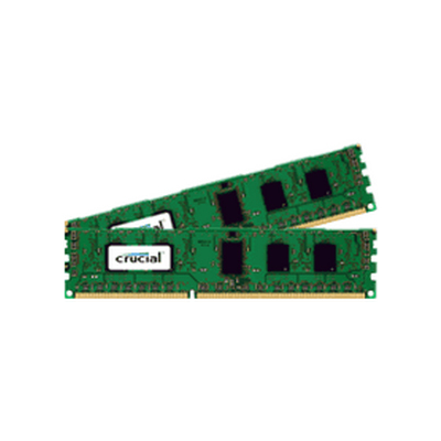 Crucial 4GB kit, 240-pin DIMM, DDR3 PC3-12800 (CT2K2G3ERSLS8160B)