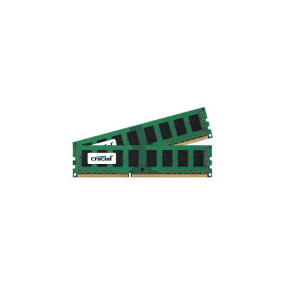 Crucial 4GB PC3-12800 (CT2KIT25664BA160B)