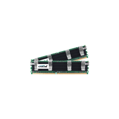 Crucial 64GB (8GB x 8) DDR2 (CT8KIT102472AB667)