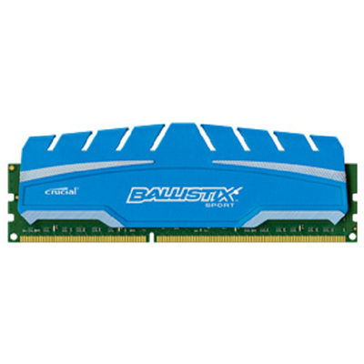 Crucial 8GB Ballistix 240-pin DIMM DDR3 PC3-14900 (BLS8G3D18ADS3)