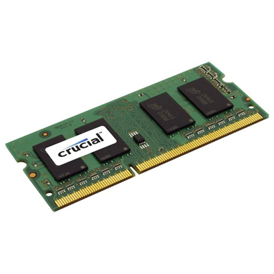 Crucial 8GB DDR3-1333 SO-DIMM CL9 (CT8G3S1339MCEU)