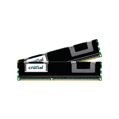 Crucial 8GB Kit, 240-pin DIMM, DDR3 PC3-12800 (CT2K4G3ERVLD8160B)