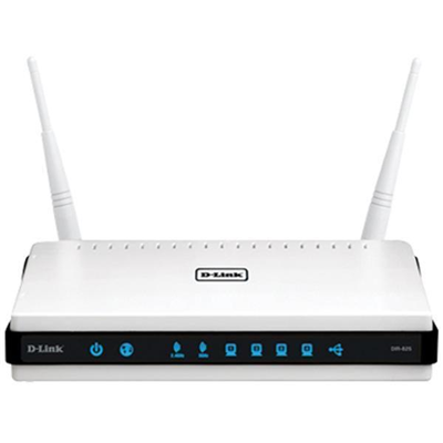 D-link Router Systems DIR-825