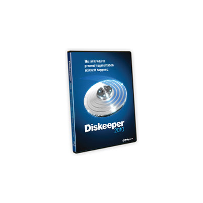 Diskeeper 2010 EnterpriseServer, EDU, Tel Support, 3 Years (156080)