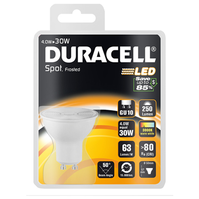 Duracell DU-S7051 energy-saving lamp