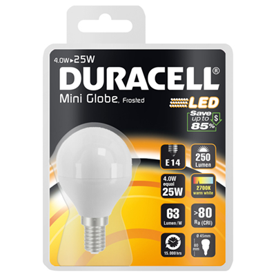 Duracell DU-S7053 energy-saving lamp