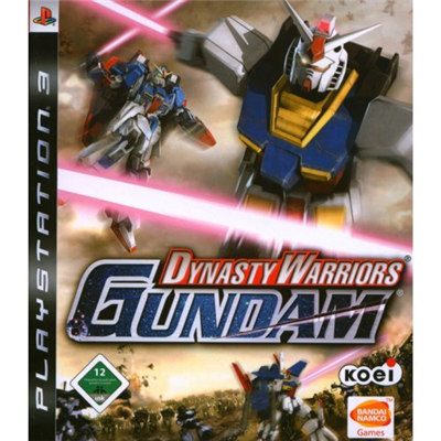 Dynasty Warriors - Gundam, PS3