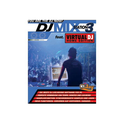 eJay DJ Mix Station 3 feat. Virtual DJ
