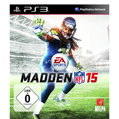 Madden NFL 15, PS3