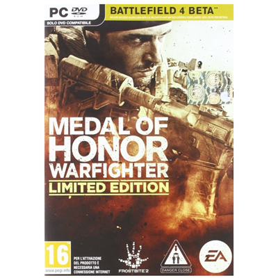 Medal of Honor Warfighter, PC