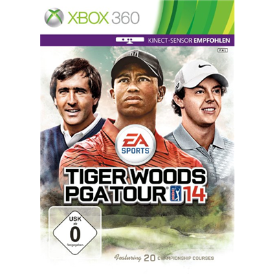 Tiger Woods PGA Tour 14, Xbox 360