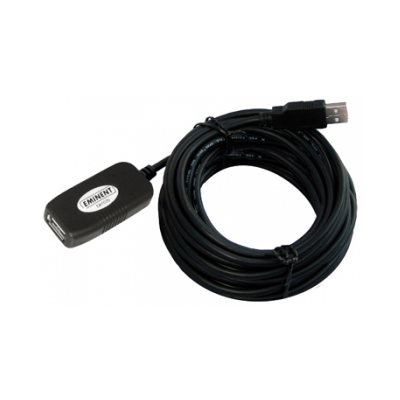 Eminent USB Signal Booster Cable 10 meters
