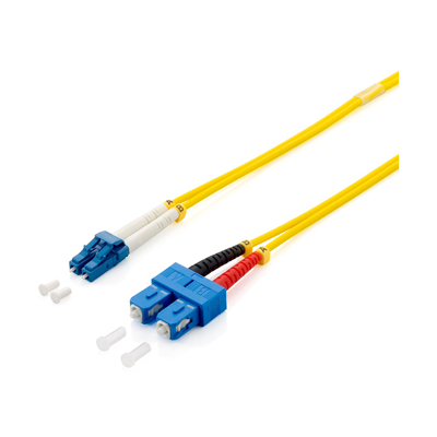 Equip Patch Cords -LC to SC- Singlemode (254333)