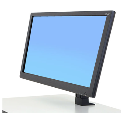 Ergotron WorkFit PD Single HD Monitor Kit