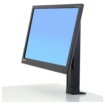 Ergotron WorkFit PD Single LD Monitor Kit