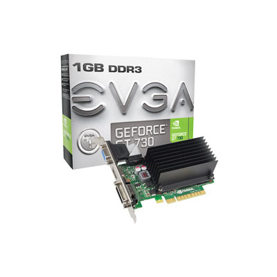 EVGA 01G-P3-1731-KR NVIDIA GeForce GT 730 1GB