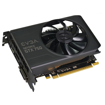 EVGA 01G-P4-2751-KR NVIDIA GeForce GTX 750 1GB