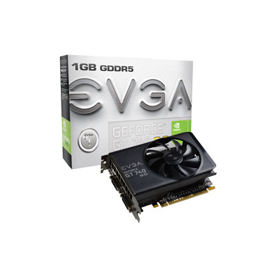 EVGA 01G-P4-3743-KR NVIDIA GeForce GT 740 1GB