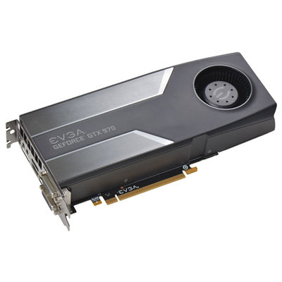 EVGA 04G-P4-1970-KR NVIDIA GeForce GTX 970 4GB