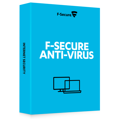 F-SECURE Anti-Virus 2015 (FCACBR1N003X5)