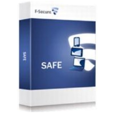 F-SECURE SAFE, 1 year, 3 devices