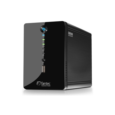 Fantec Cloud NAS HomeServer 2x2TB