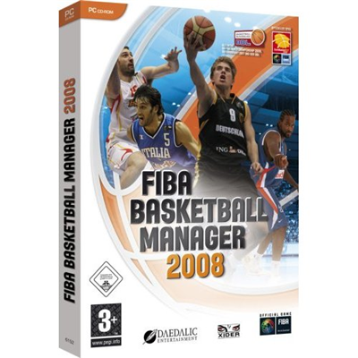 FIBA Basketball Manager 2008, PC