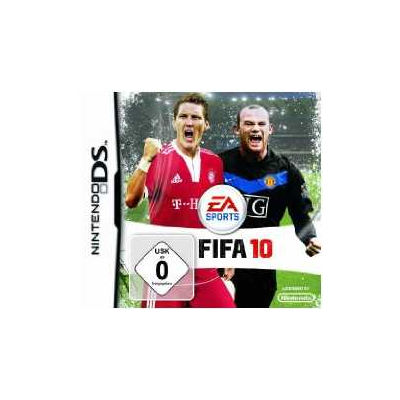 Fifa 10, DS