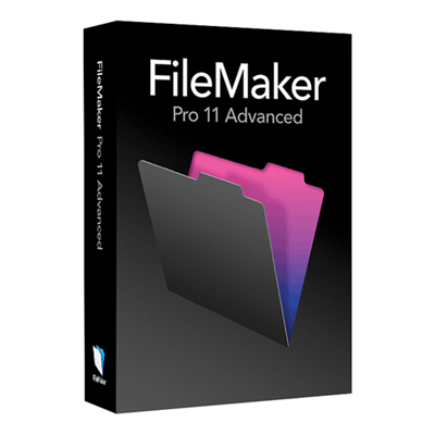 FileMaker Pro 11 Advanced, Upgrade, Win/Mac (TY362D/A)