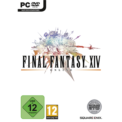 Final Fantasy XIV (14) Online, PC