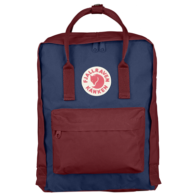 Fjällräven Kånken royal blue/ox red