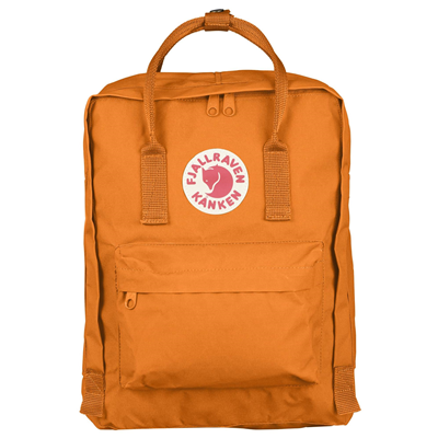 Fjällräven Kånken burnt orange