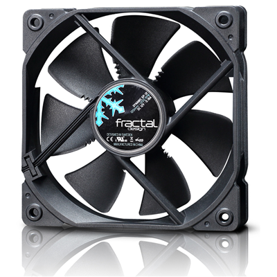 Fractal Design FD-FAN-DYN-GP12-BK PC