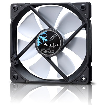 Fractal Design FD-FAN-DYN-GP12-WT PC