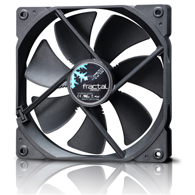 Fractal Design FD-FAN-DYN-GP14-BK PC