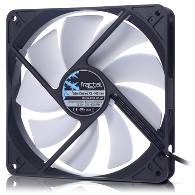 Fractal Design FD-FAN-SSR3-140-WT PC