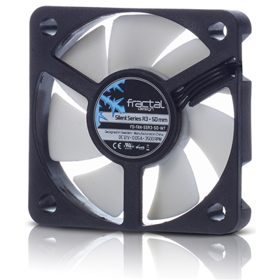 Fractal Design FD-FAN-SSR3-50-WT PC