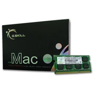 G.Skill 2GB DDR3-1066 SQ MAC (FA-8500CL7S-2GBSQ)