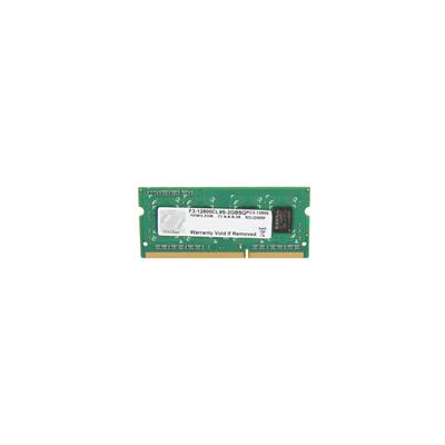 G.Skill 2GB DDR3-1600 SQ (F3-12800CL9S-2GBSQ)
