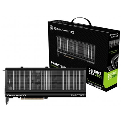 Gainward 426018336-3057 NVIDIA GeForce GTX 780 Ti 3GB