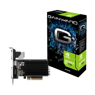 Gainward 426018336-3224 NVIDIA GeForce GT 730 2GB