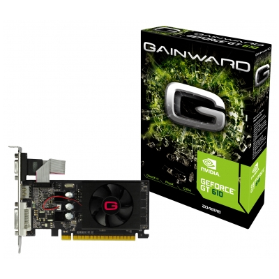 Gainward 4260183362630 NVIDIA GeForce GT 610 2GB