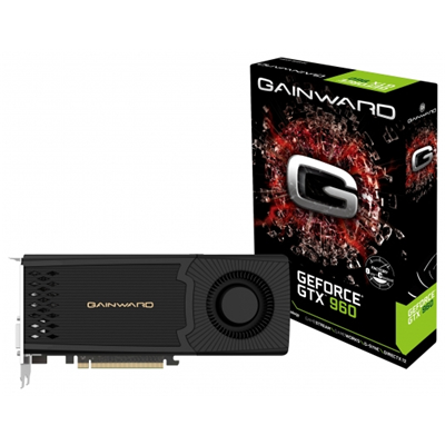 Gainward GeForce GTX 960 NVIDIA GeForce GTX 960 2GB