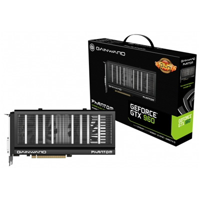 Gainward GeForce GTX 960 Phantom GLH NVIDIA GeForce GTX 960 2GB