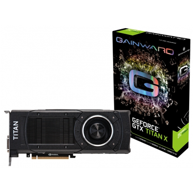 Gainward GeForce GTX TITAN X 12GB NVIDIA 12GB