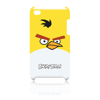 GEAR4 Angry Birds iPod touch Yellow Bird