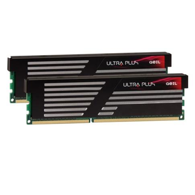 GeIL Ultra Plus Kit 4GB DDR3-1600 (GUP34GB1600C7BDC)