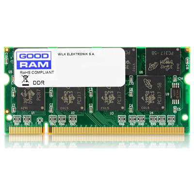 Goodram 1GB PC-2700 (GR333S64L25/1G)