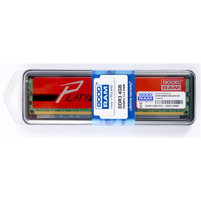 Goodram Play DDR3 4GB (GYR1866D364L9A/4G)