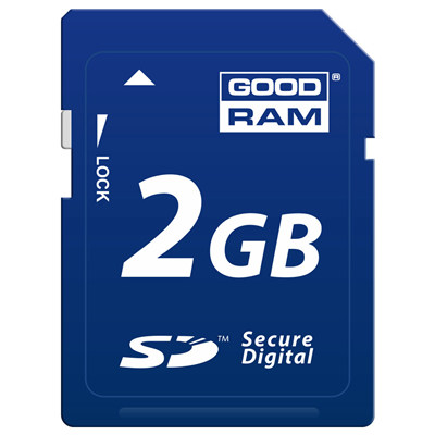 Goodram SD 2GB (SDC2GGRR10)